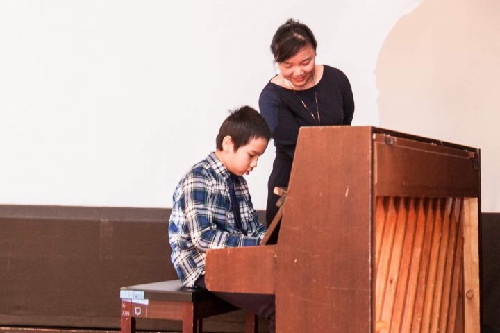 小钢琴王子